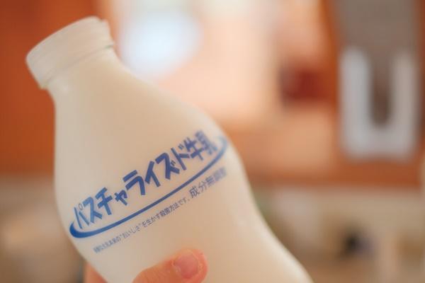 生活クラブのパスチャライズド牛乳 画像